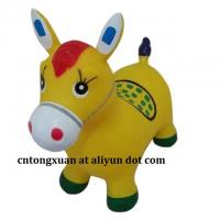 Wholesale PVC Inflatable Animal/ Bouncing Animal Toy for Children from china suppliers