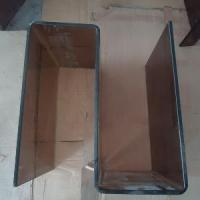 Wholesale Bronze Bent Glass from china suppliers