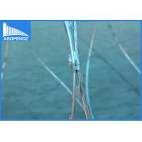 Buy cheap Security Anti Corrosion Razor Barbed Wire , Single / Cross Concertina Razor Wire from wholesalers