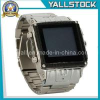 Wholesale Stainless Steel Waterproof Watch Mobile Phone W818 Black with Silver-82005284 from china suppliers