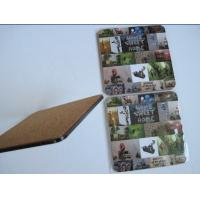Buy cheap Wooden Table Protector Placemats And Coasters From Water Marks And Heat Damage from wholesalers
