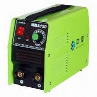 Wholesale MMA120 Mos Portable Inverter Single Phase Arc Welding Machine from china suppliers