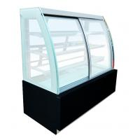 Wholesale Cake Display Refrigerator Bakery Refrigerator Cake Cabinet Showcase from china suppliers