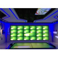 Wholesale Samsung DID Panel Green HD LED Wall 3.7mm With Super Narrow Bezel 55inch from china suppliers