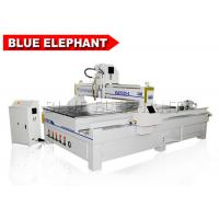 Wholesale 2018 New Blue Elephant 4 Axis Cnc Router 3d Wood Woodworking Cutting Machine for Sale from china suppliers