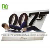 Wholesale Movices Cardboard Counter Display Stands Full Color With Gloss Or Matt Lamination from china suppliers