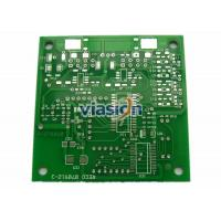 Wholesale Double Sided Quick Turn PCB HAL FR4 TG135 , Power Supply PCB 1.6mm Thick from china suppliers