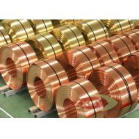 Wholesale C2600 Thin Brass Strip Coils from china suppliers