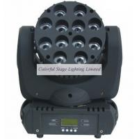 Wholesale 12x10W 4 in 1 RGBW LED MINI Moving Heads from china suppliers