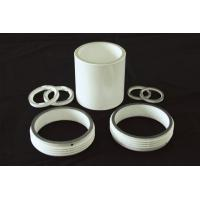 Wholesale Abrasion-resistant High Mechanical Strength Insulating Alumina ceramic coated metal parts from china suppliers