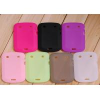 Wholesale Silicone Lightweight Colorful Washable Blackberry Protective Case for 9900/9930 from china suppliers