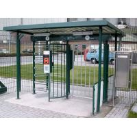 Wholesale Automatic stainless steel high quality full height turnstile from china suppliers