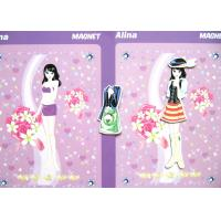 Wholesale Funny Personalised Promotional Magnetic Dress Up Toys with A4, A5 size from china suppliers