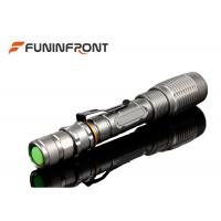 Quality Fake Currency DetectorBlack Light Led Flashlight Using 18650 Battery for sale
