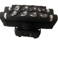 Wholesale Professional 8* 10W  Mini LED Spider Light Beam Moving Head Light  For   X-68A from china suppliers