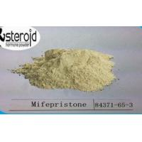 Wholesale Mifepristone Mifeprex Bodybuilding Anabolic Steroids CAS 84371-65-3 from china suppliers