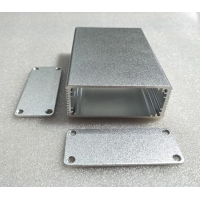 Wholesale Sandblasting Extruded 6063-T5 Aluminium Casing For Electronics from china suppliers