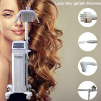 Wholesale Low Level 650nm / 670nm Laser Hair Growth Machine Hair Loss Treatment BS-LL7H from china suppliers