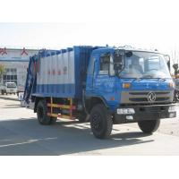 Wholesale Dongfeng waste management trucks sale in Tunisia, 2-3M3 mini garbage truck from china suppliers