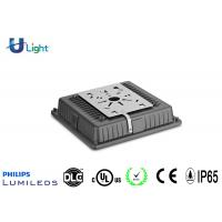 Wholesale Energy Efficient Exterior Gas Station Canopy Led Lights 150 Beam Angle from china suppliers