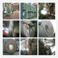 Full Hard Spangle Hot Dipped Galvanized Steel Coils ASTM A653 / Q195 / SGC490 price pre ton