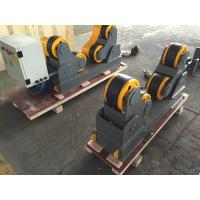 Quality Self Adjustable Welding Turning Rolls Rotator With 50 Ton Loading Capacity for sale