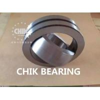 Wholesale Gcr15 Chrome Steel Industrial Radial Spherical Plain Bearings For Mechanical Articulating from china suppliers