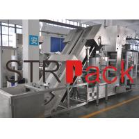Wholesale Automatic Bean Sprout Packaging Machinery Solutions for 250 - 1000g from china suppliers