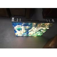 Wholesale Light Weight Thin Rgb Led Screen Stage , Full Color Led Signs High Resolution from china suppliers