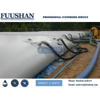 China Fuushan Big Capicity Galvanized Water Pressure Tank With Water Pump Sets Used For Water Supply on sale