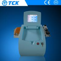 Wholesale 50 Mm2 6 In 1 Lipo Cavitation Machine Small Size , No Rebound from china suppliers