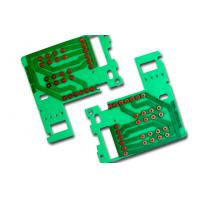 Wholesale Quick Turn  Single Layer PCB Design , Prototype PCB Manufacturer  FR4 1 layer 1.6mm thickness from china suppliers