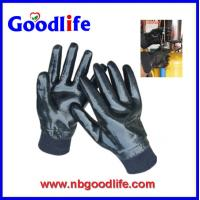 Wholesale Goodlife N8041 with side whipstitch PVC Nitrile Gloves from china suppliers