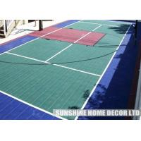 Wholesale Children Playground Safety Surfacing For Multi-game Courts from china suppliers