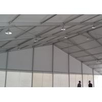 Quality Steel Structure Material Giant Marquee Outdoor Event Tent With White Fireproof Cover for sale