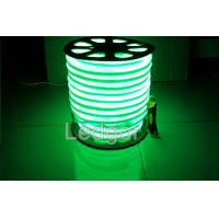 Quality 12V 24v 110v 220v UV proof green Led Neon Flex for sale
