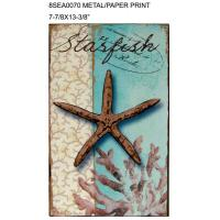 Wholesale Beach Decor Tin Sign (8SEA0070) from china suppliers