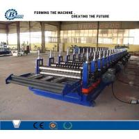 Wholesale Roofing And Cladding Panel Roll Forming Machine / Steel Roll Forming Machine from china suppliers