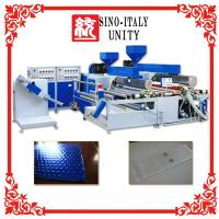 China Advanced processing Air bubble wrap line on sale