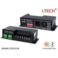 Buy cheap 18A 3ch dmx decoder from wholesalers