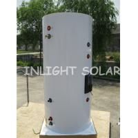 Wholesale Single Coil Solar Water Heater Tank 400L For Vacuum Tube Solar Collector from china suppliers
