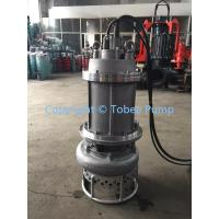 Wholesale Submersible sewage sand sludge suction pump from china suppliers