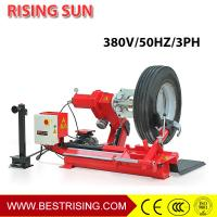 Wholesale Heavy duty truck tyre changer machine from china suppliers
