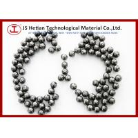 Wholesale Density 14.2 g / cm3 Unground Tungsten Carbide Ball made by 1 - 3 micron TC powder from china suppliers