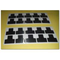 Wholesale Natural Graphite Thermal Interface Pad with Adhesive Coating 2.2 g / cc Hardness from china suppliers