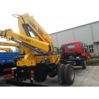 Wholesale XCMG 2035kg Crane, Durable 5 Ton Hydraulic Lifting Truck Mounted Crane from china suppliers
