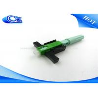 Wholesale SC APC Fiber Optic Quick Connector from china suppliers