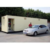 Wholesale Durable Commercial Pre Engineered Steel Buildings As Movable Gas Station from china suppliers