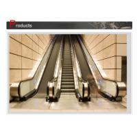 Wholesale High Capacity Elevator Escalator Commercial Escalator With Vertical Rise Up To 10m from china suppliers