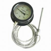 Wholesale Radial thermometer with plastic/stainless steel case materials from china suppliers